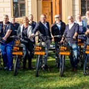 E-Bikes für bbg Hauswarte