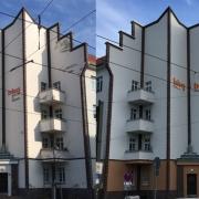 Fassadenerneuerung in Lichtenberg